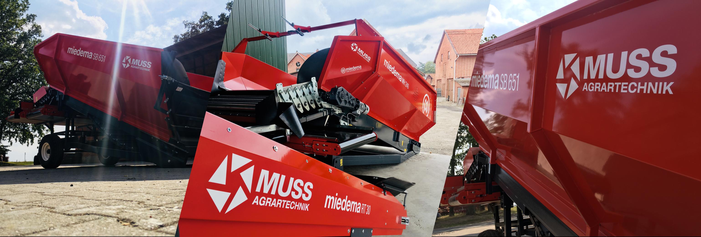 MUSS Agrartechnik GmbH